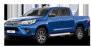 Toyota Hilux - Concessionario Toyota a Torri Di Quartesolo