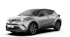 Toyota C-HR - Concessionario Toyota a Torri Di Quartesolo