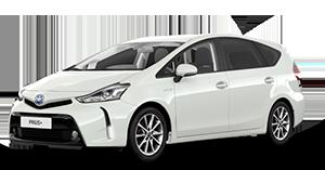 Toyota Prius+ - Concessionario Toyota a Torri Di Quartesolo
