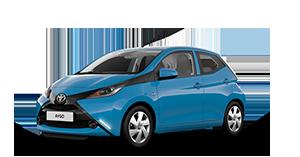 Toyota AYGO - Concessionario Toyota a Torri Di Quartesolo