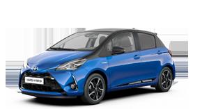 Toyota Yaris - Concessionario Toyota a Torri Di Quartesolo